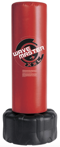 This is the Wavemaster punching bag