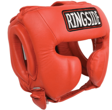 this is the ringside mixed martial arts mma headgear for sparring protection
