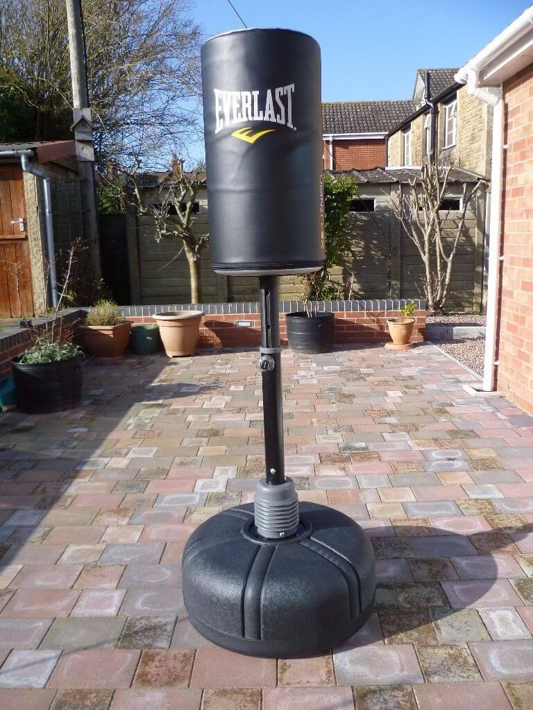Everlast Omniflex Review Cheap Free Standing Punching