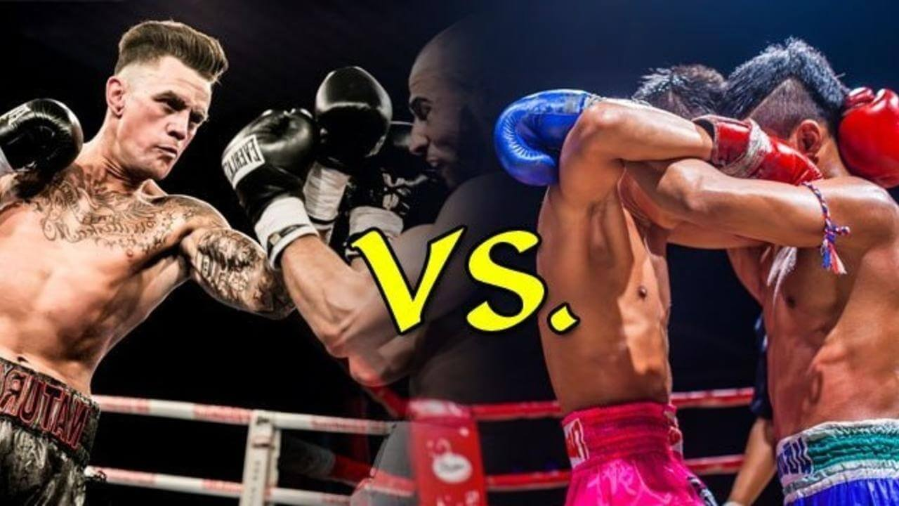 Kickboxing Vs Muay Thai What Are The Differences Which