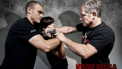 krav maga or mixed martial arts