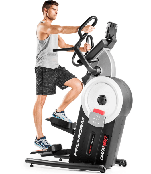best heavy duty elliptical with high weight capacity