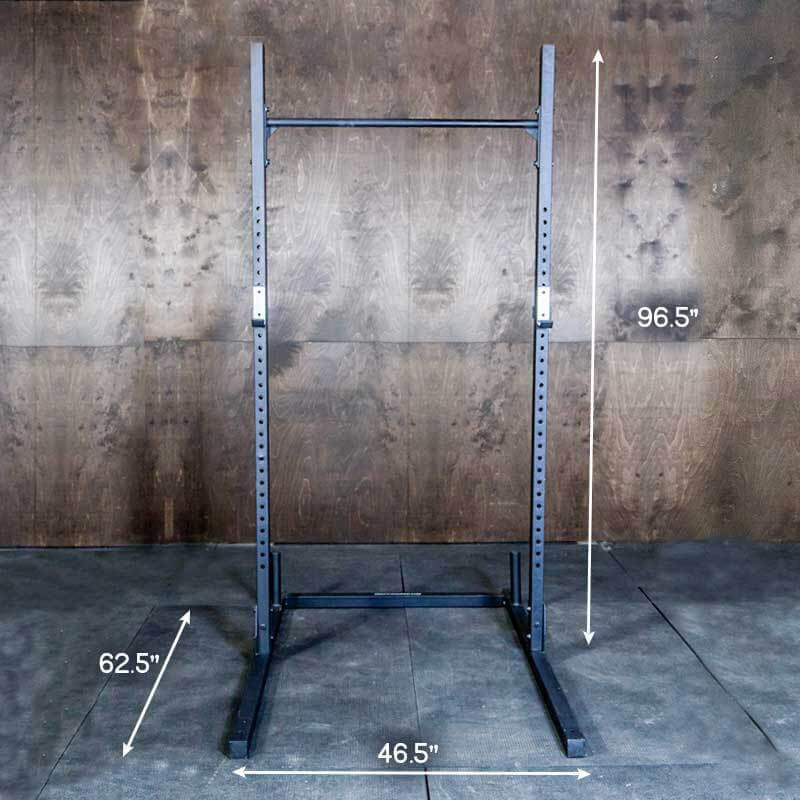 best squat rack with chin up bar