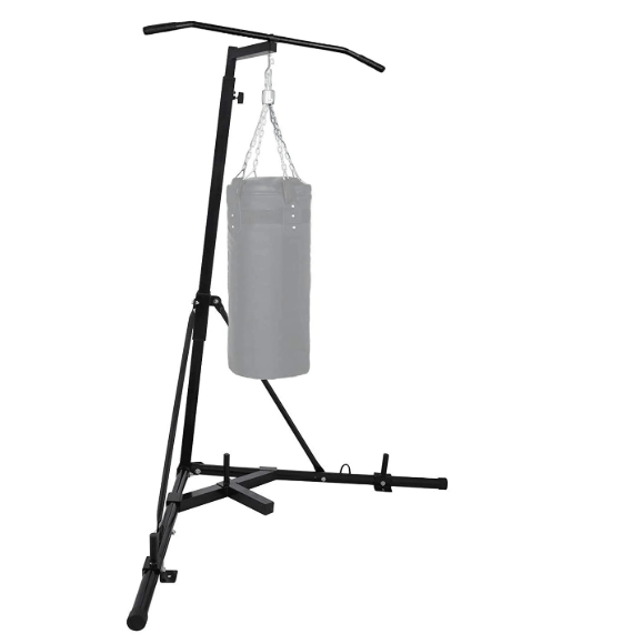 Happybuy Foldable Boxing Heavy Bag Stand