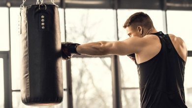 best punching bags for home