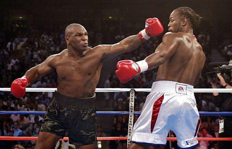 striking type of martial art - boxing