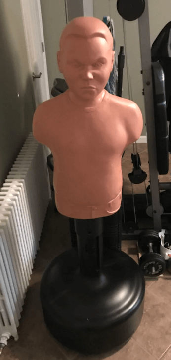 Bobby Bully – Best Real Life Kids Punching Bag - Best Free Standing Punching Bags for Kids
