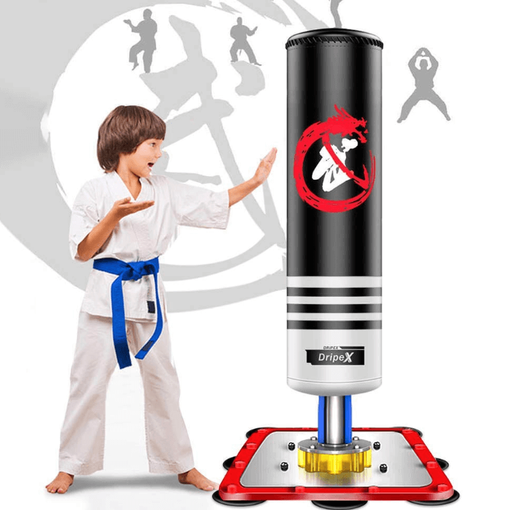 Dripex Freestanding Punching Bag - Best Free Standing Punching Bags for Kids