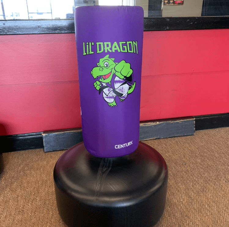 Lil' Dragon Wavemaster - Best Free Standing Punching Bags for Kids