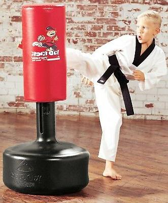 best free standing punching bag for kids