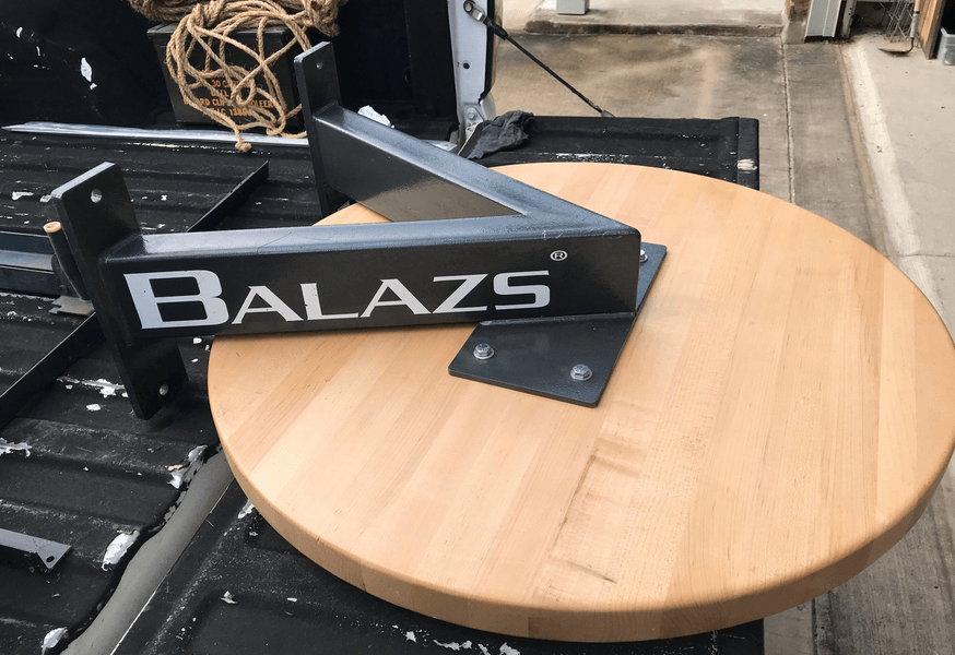 Balazs Boxing Speed Bag Platform is the best speed bag platform