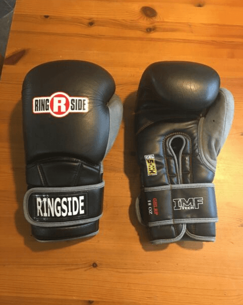Gel Shock Safety Boxing Sparring Gloves are the best all-round boxing gloves from Ringside