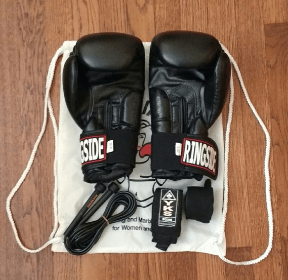 Extreme Fitness Boxing Gloves from Ringside