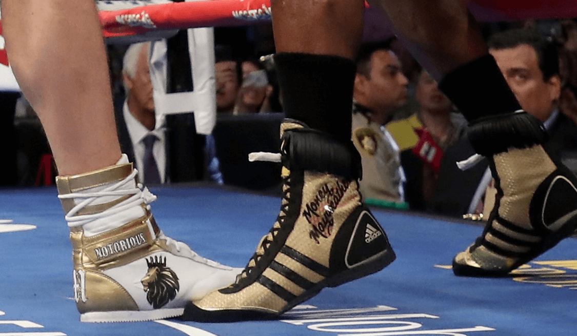 comparing Boxing Shoes and Wrestling Shoes, which is better when buying boxing shoes for wide feet