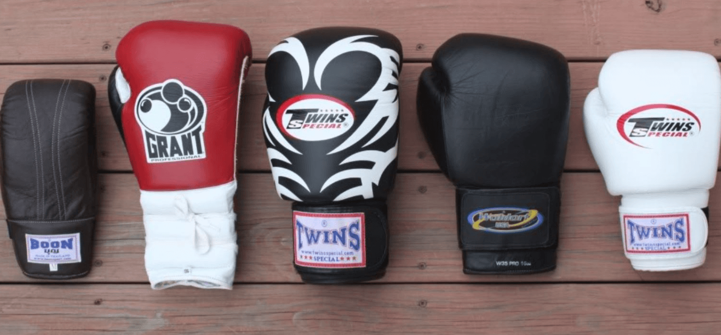 Boxing Gloves are the trademark of boxing gear