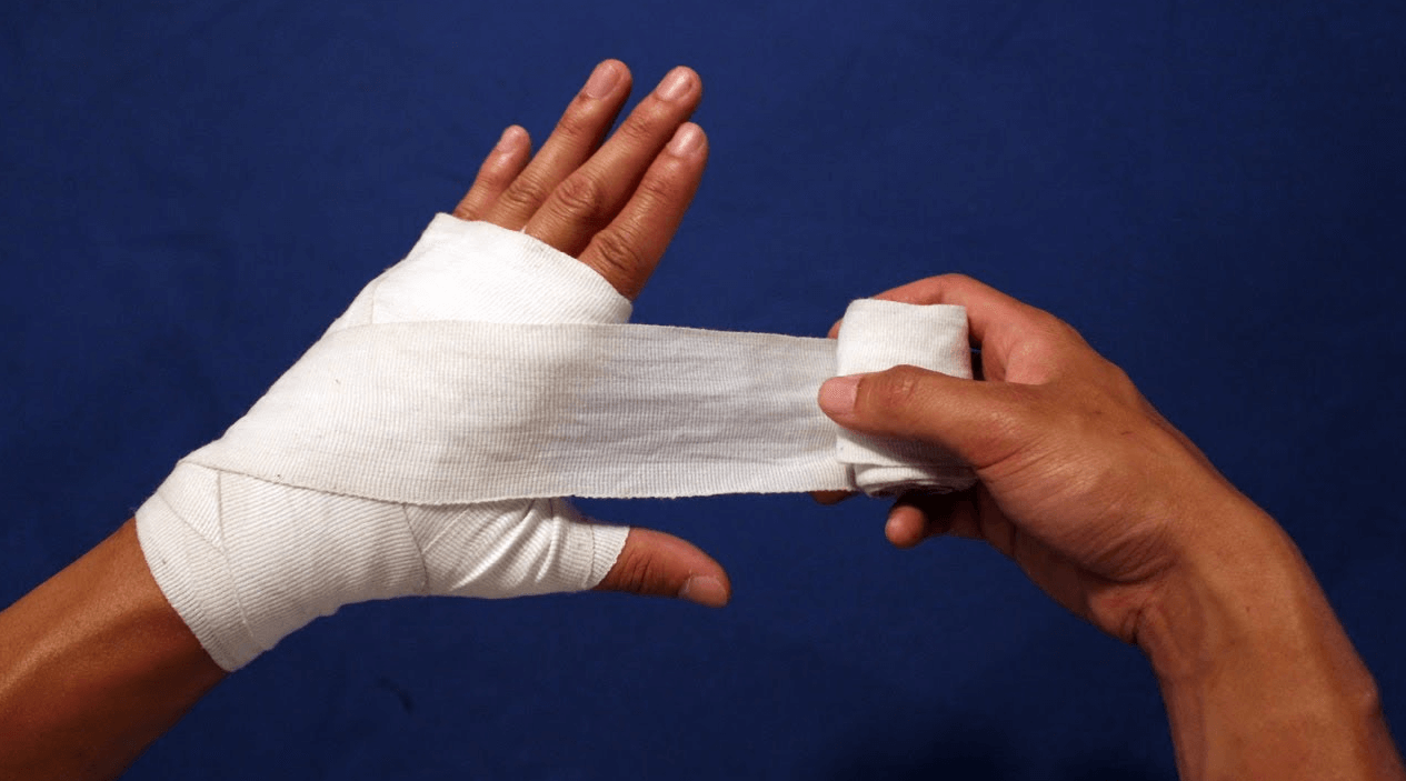 Hand Wraps are another type of gear used with boxing