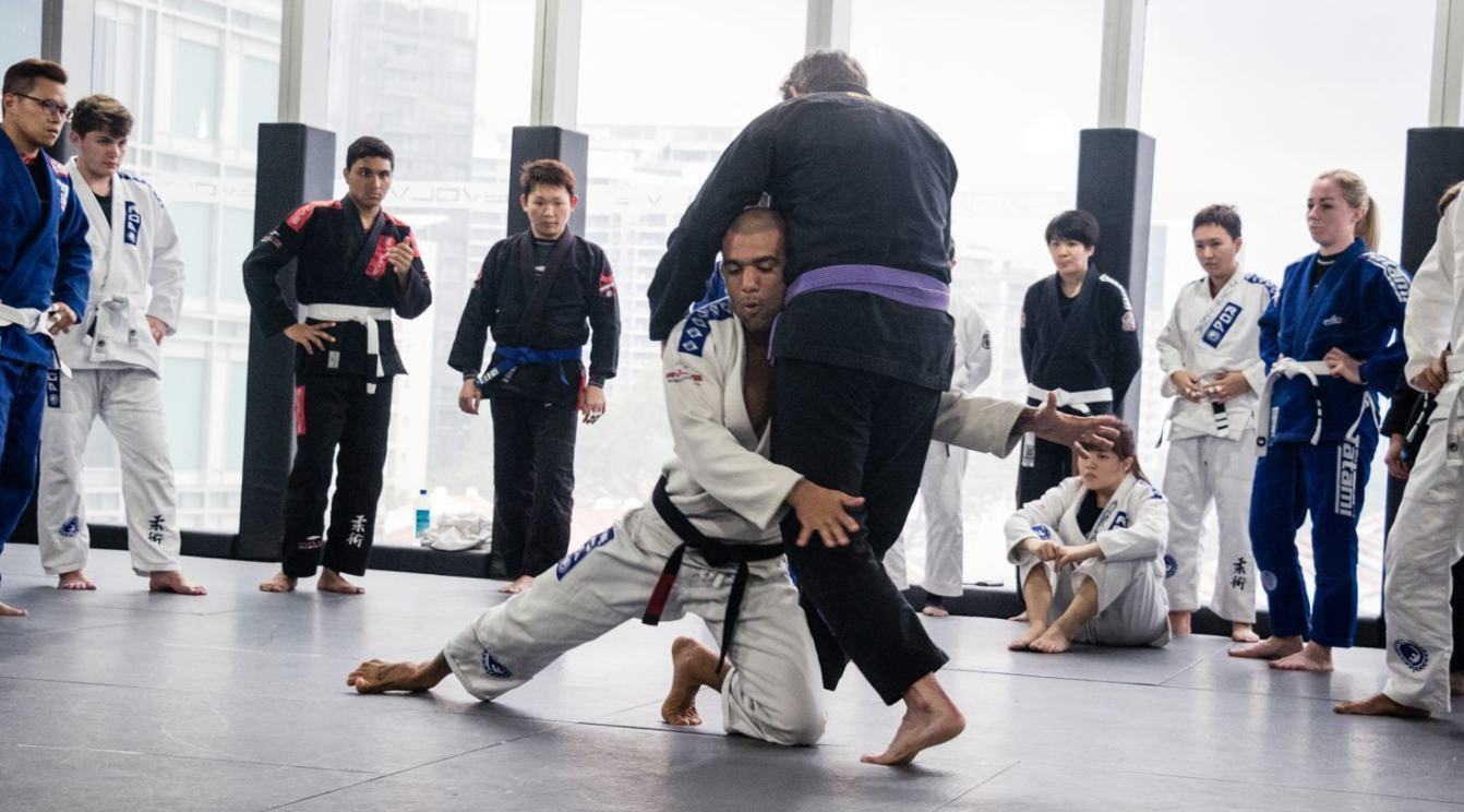 If You Want to Be a Grappling Master train in BJJ