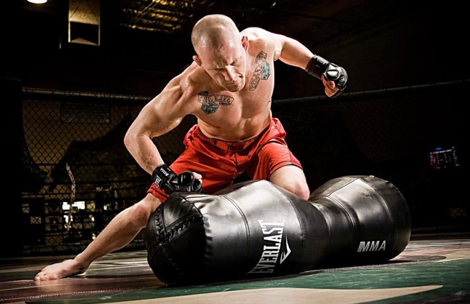 Train for MMA if you want to be an all-around fighter