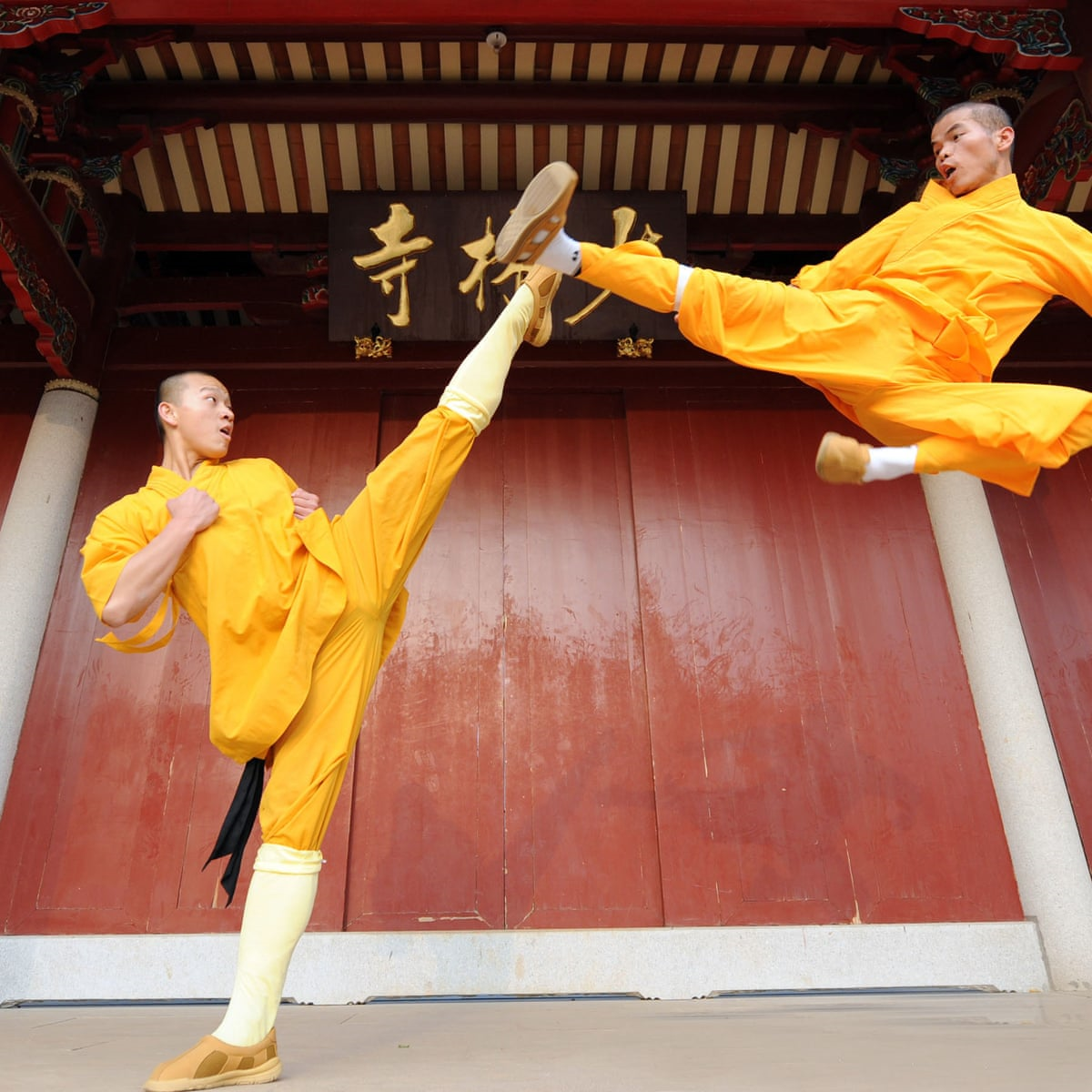 Kung Fu, its history and fighting style