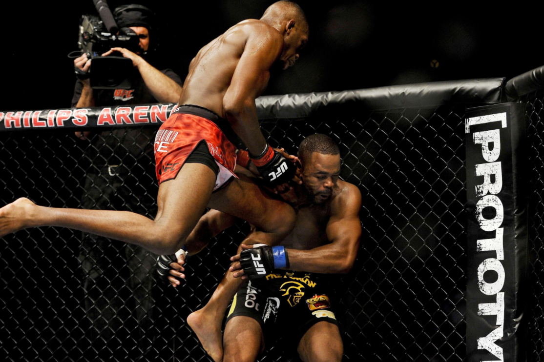 Mixed Martial Arts (MMA) incorporates moves and styles from different martial arts and fighting sports
