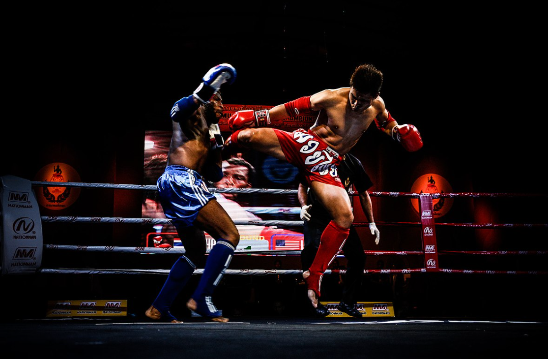 Muay Thai is a martial art that goes into MMA