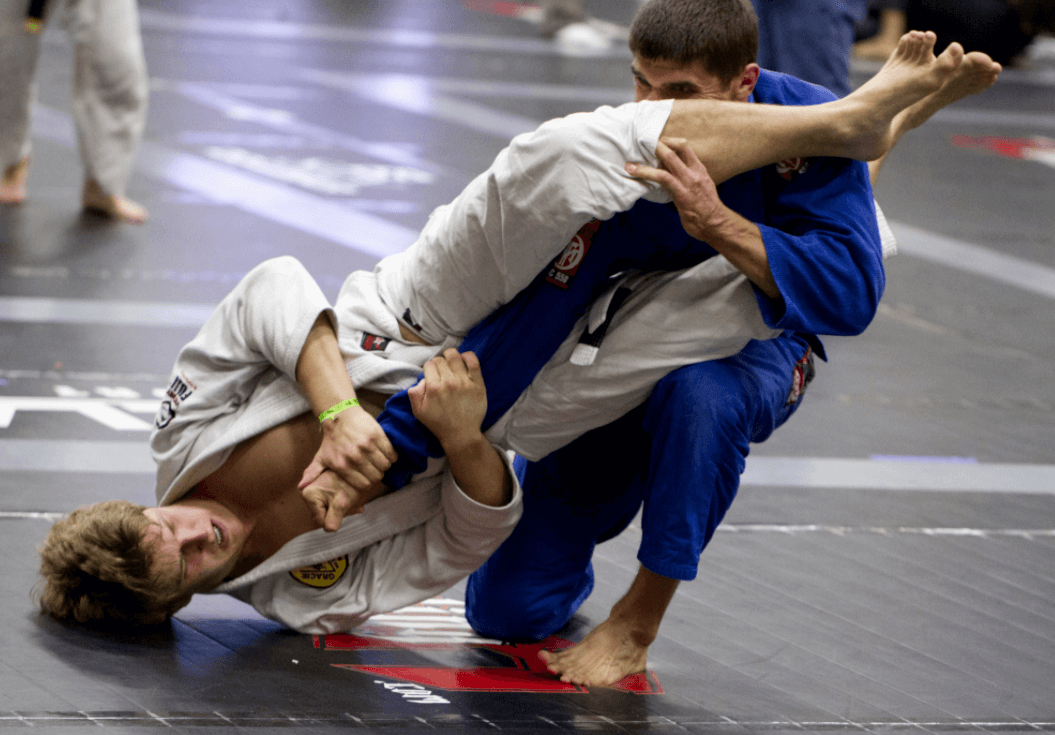 Jiu-Jitsu is safer to Compete In than boxing