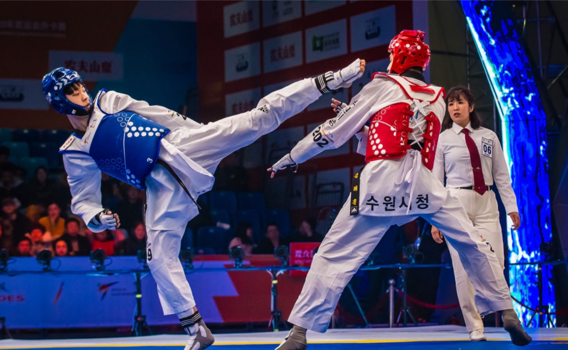 Taekwondo is a martial art that goes into MMA